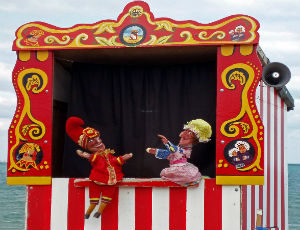 Street Theatre Ireland Puppet Show